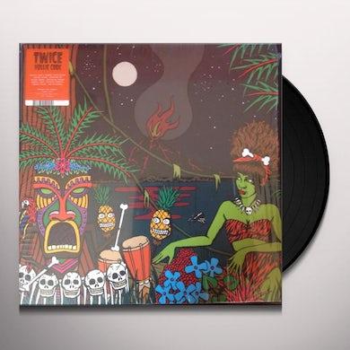 Hollie Cook TWICE Vinyl Record