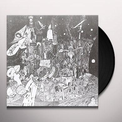 Rudimentary Peni DEATH CHURCH Vinyl Record