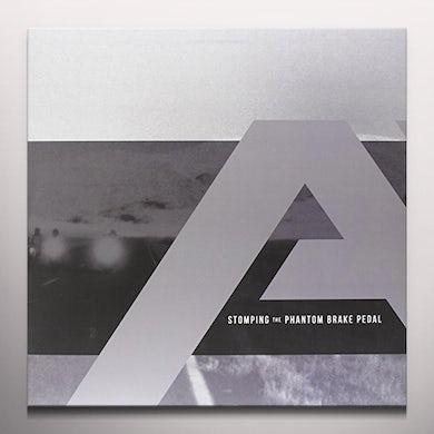 Angels & Airwaves STOMPING THE PHANTOM BRAKE PEDAL Vinyl Record - Clear Vinyl, Limited Edition