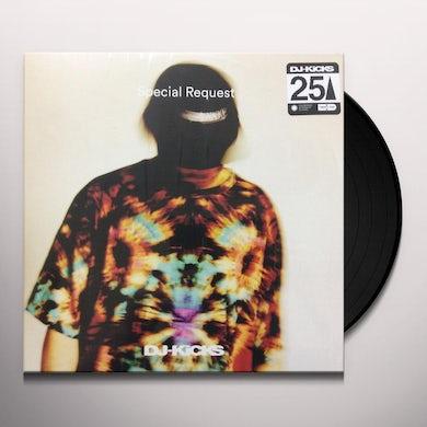 Dj Kicks Vinyl Record