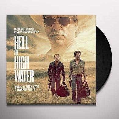Nick Cave / Warren Ellis HELL OR HIGH WATER - Original Soundtrack Vinyl Record