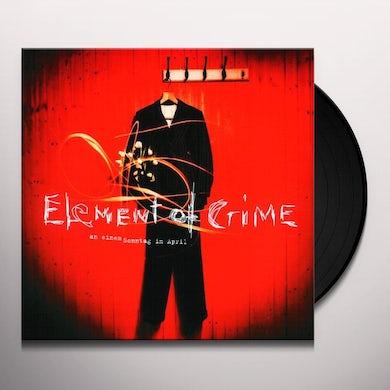 EINEM SONNTAG IM APRIL Vinyl Record