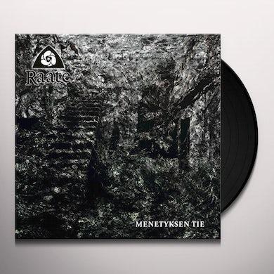 Raate MENETYKSEN TIE Vinyl Record