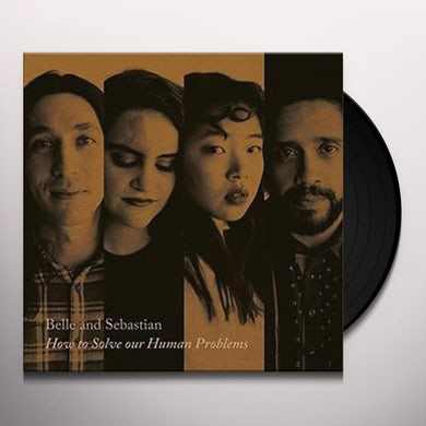 Belle and Sebastian HOW TO SOLVE OUR HUMAN PROBLEMS (PART 1) Vinyl Record