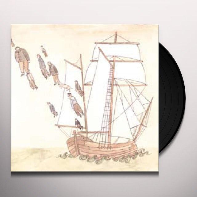 The Decemberists CASTAWAYS & CUTOUTS Vinyl Record