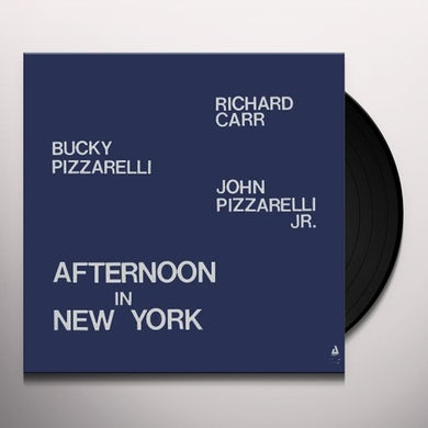 Richard Carr AFTERNOON IN NEW YORK Vinyl Record