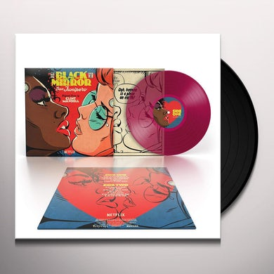 Clint Mansell BLACK MIRROR: SAN JUNIPERO / Original Soundtrack Vinyl Record