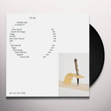 No Age SNARES LIKE A HAIRCUT Vinyl Record