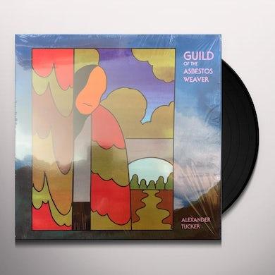 GUILD OF THE ASBESTOS WEAVER (VIRGIN VINYL/DL CARD) Vinyl Record