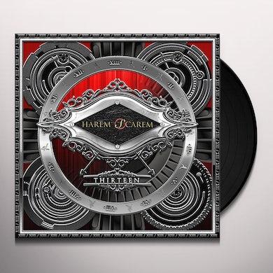 Harem Scarem THIRTEEN Vinyl Record