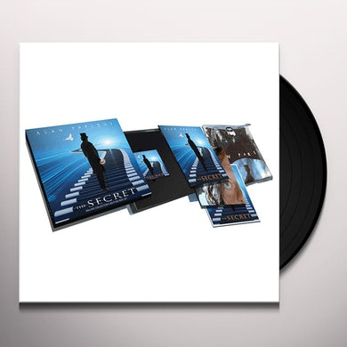Alan Parsons SECRET Vinyl Record