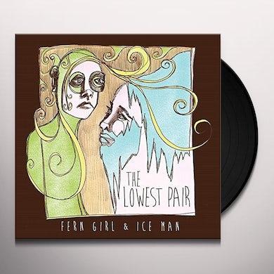 Lowest Pair FERN GIRL & ICE MAN Vinyl Record