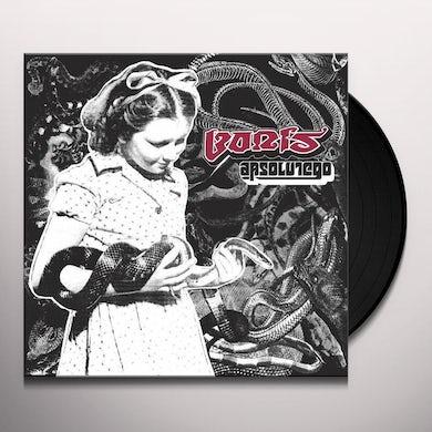Boris Absolutego Vinyl Record