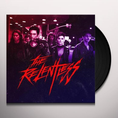 Relentless AMERICAN SATAN Vinyl Record