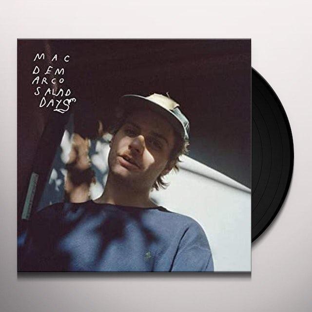 Mac Demarco SALAD DAYS Vinyl Record