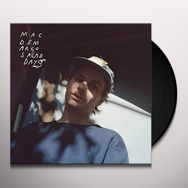 Mac Demarco SALAD DAYS Vinyl Record