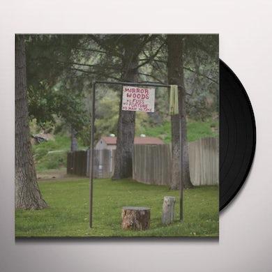 CREEPING PINK MIRROR WOODS Vinyl Record