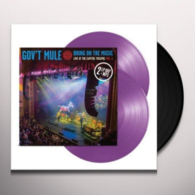 Govt Mule Bring on The Music: Live at The Capitol Theatre: Vol. 1 Vinyl Record