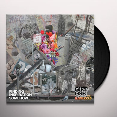 FINDING INSPIRATION SOMEHOW Vinyl Record