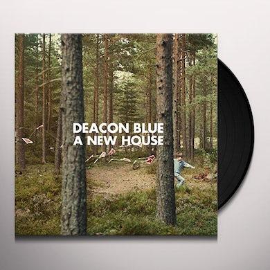Deacon Blue NEW HOUSE Vinyl Record