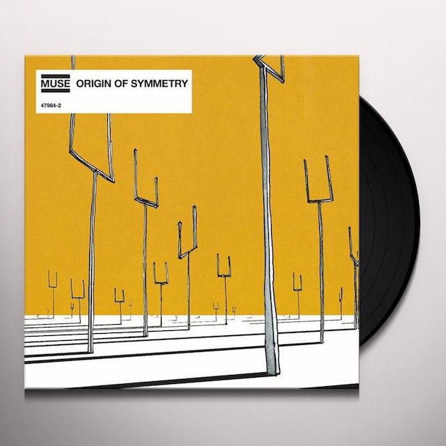 Muse ORIGIN OF SYMMETRY Vinyl Record