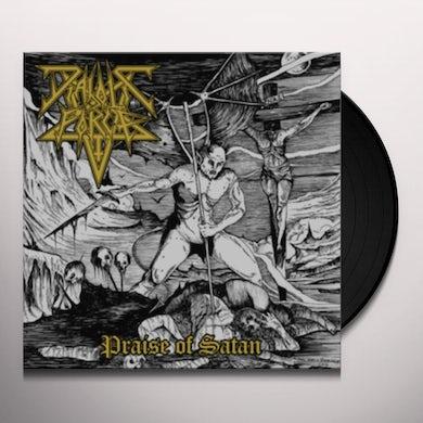 Diabolic Force PRAISE OF SATAN Vinyl Record