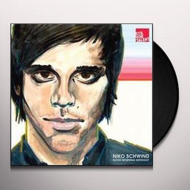 Niko Schwind GOOD MORNING MIDNIGHT PART 1 Vinyl Record