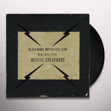 Black Rebel Motorcycle Club WRONG CREATURES Vinyl Record