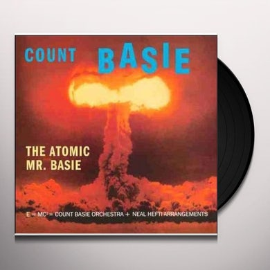 Count Basie ATOMIC MR BASIE Vinyl Record