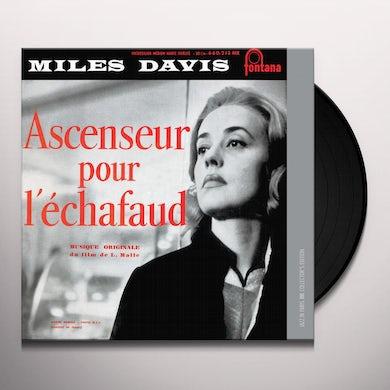Miles Davis ASCENSEUR POUR LECHAFAUD Vinyl Record