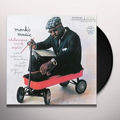 MONKS MUSIC Vinyl Record