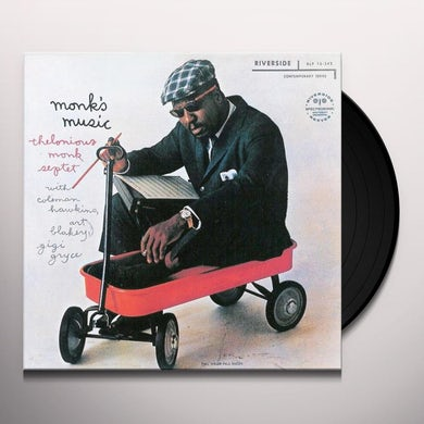 Thelonious Septet Monk MONKS MUSIC Vinyl Record