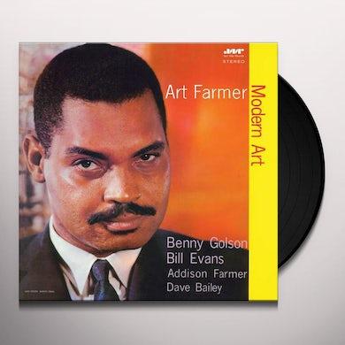 Art Farmer MODERN ART Vinyl Record