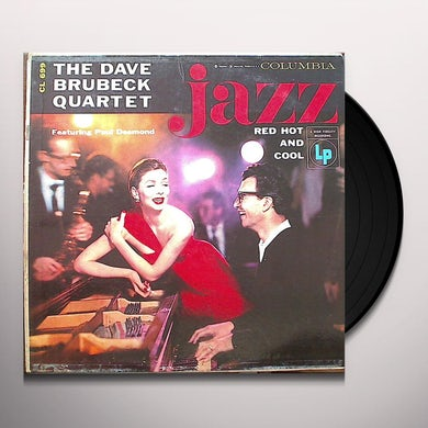 Dave Brubeck JAZZ: RED HOT & COOL Vinyl Record