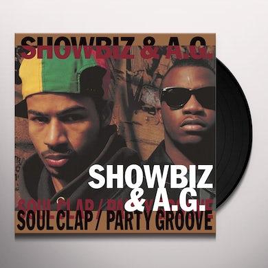 Showbiz & A.G SOUL CLAP / PARTY GROOVE Vinyl Record