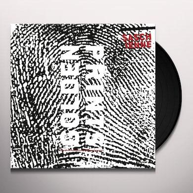 Saschienne GOLDEN PRINTS Vinyl Record