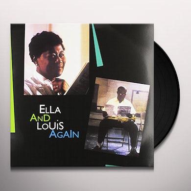 Ella Fitzgerald AGAIN Vinyl Record