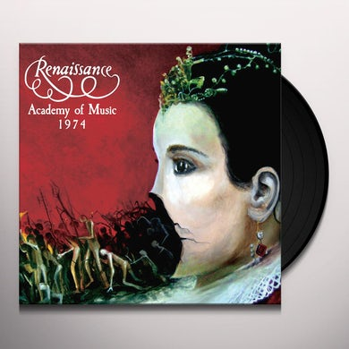 Academy Of Music 1974 Vinyl Record