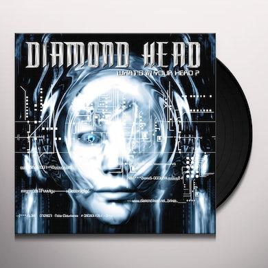 Diamond Head What's In Your Head? Vinyl Record