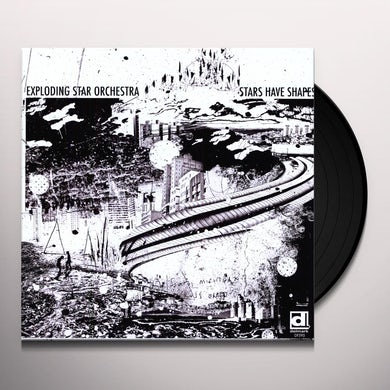 Rob Mazurek STARS HAVE SHAPES Vinyl Record