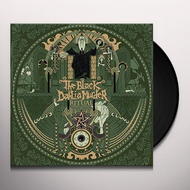 Black Dahlia Murder RITUAL Vinyl Record