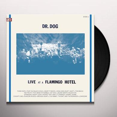 Dr. Dog LIVE AT A FLAMINGO HOTEL Vinyl Record