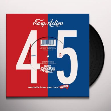 City slang (color vinyl) Vinyl Record