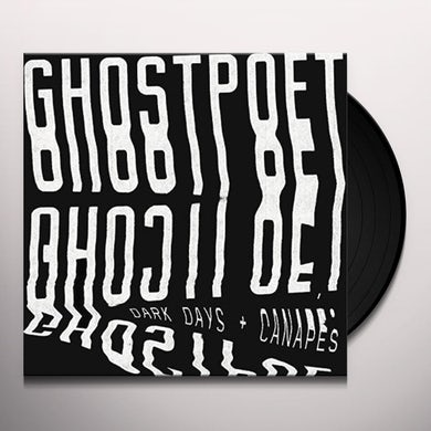 Ghostpoet Dark Days And Canapes Vinyl Record