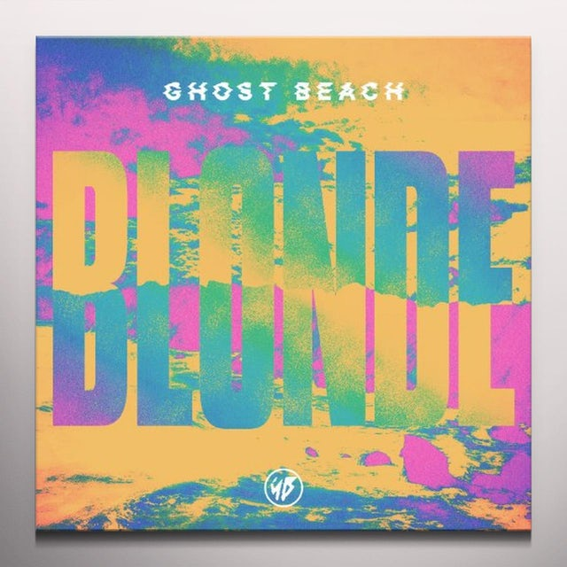 Ghost Beach BLONDE Vinyl Record