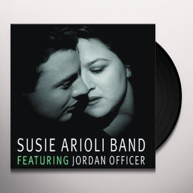 Susie Arioli / Jordan Officer THAT'S FOR ME Vinyl Record