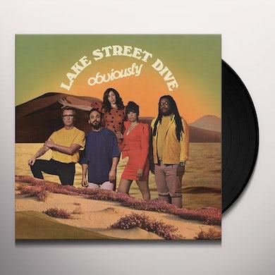 Lake Street Dive OBVIOUSLY Vinyl Record