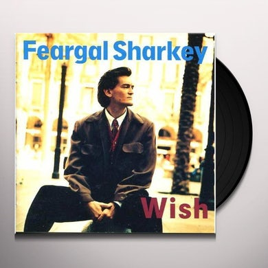 Feargal Sharkey WISH Vinyl Record
