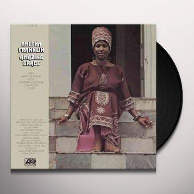 Aretha Franklin   AMAZING GRACE Vinyl Record