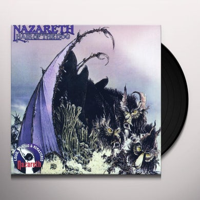 Nazareth HAIR OF THE DOG Vinyl Record